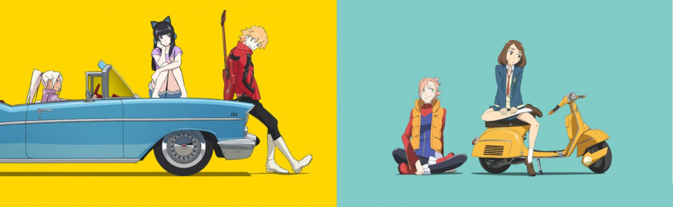 Un premier trailer pour FLCL : Progressive et FLCL : Alternative !