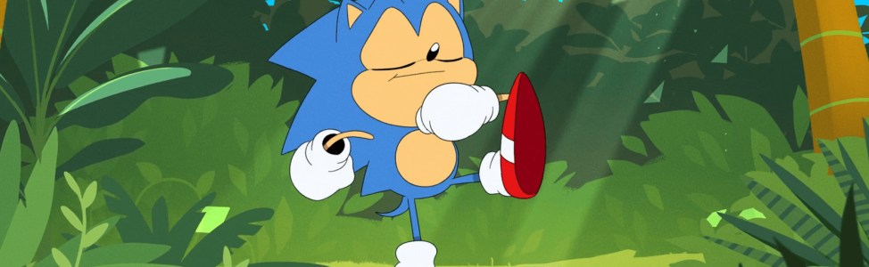 Regardez le premier épisode de «Sonic Mania Adventures» !