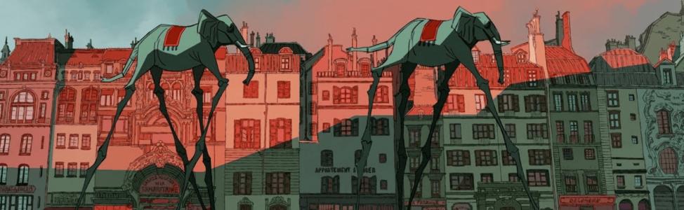 """Cartoon Movie 2019 – On a vu les 15 premières minutes de """"Buñuel après l'âge d'or"""""""