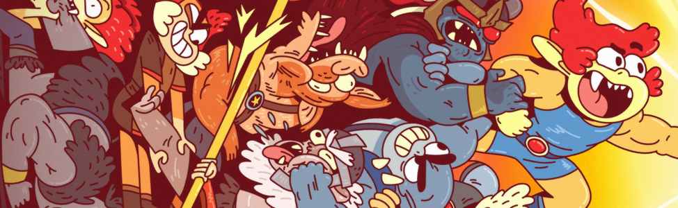 Cartoon Network dévoile leur nouveau reboot, «ThunderCats Roar» !