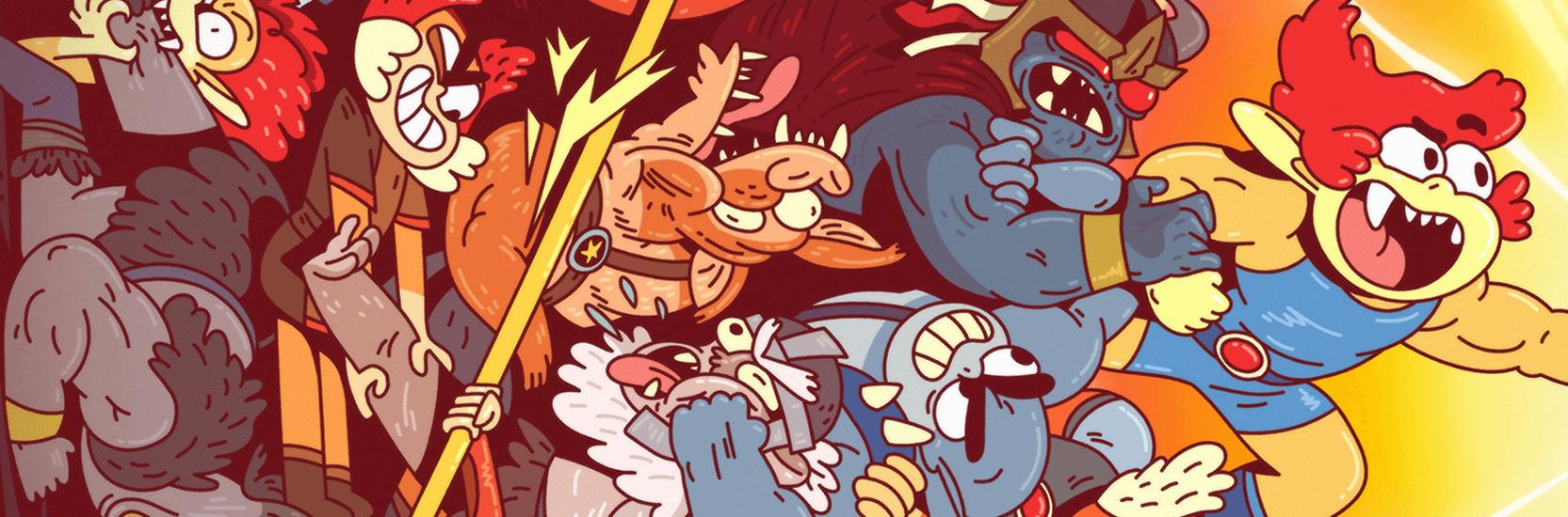 """Cartoon Network dévoile leur nouveau reboot, """"ThunderCats Roar"""" !"""
