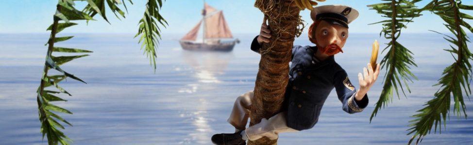 """""""Capitaine Morten et la reine des Araignées"""" : date de sortie, teaser, making of !"""
