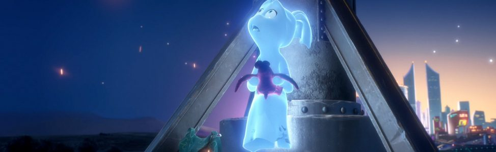 Cartoon Movie 2018 – Elli and the Ghostly Ghost Train
