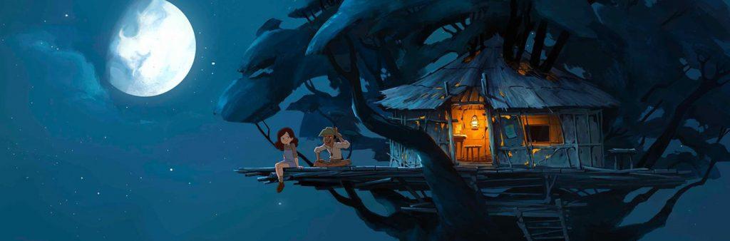 Lulu et Nelson, deux amis inséparables dans le film d'animation Lulu & Nelson