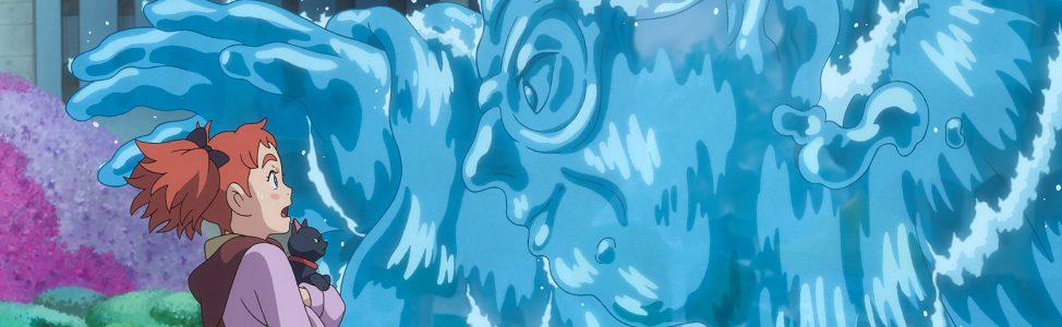 Mary and the Witch's Flower : Ghibli renait de ses cendres ?