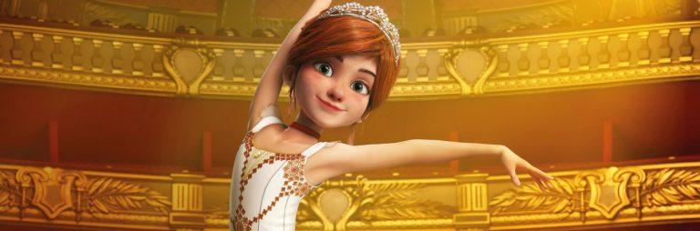 Félicie dans le film d'animation Ballerina