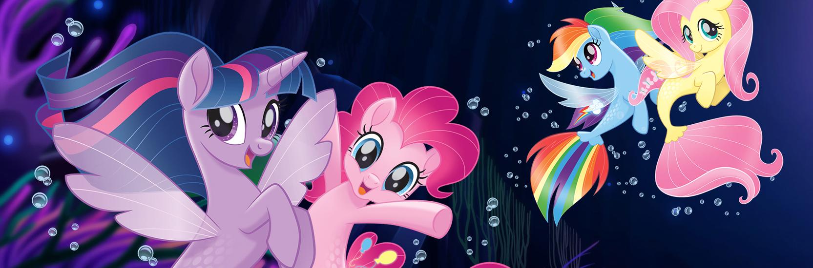 """""""My Little Pony : Le Film"""" a enfin une bande-annonce !"""