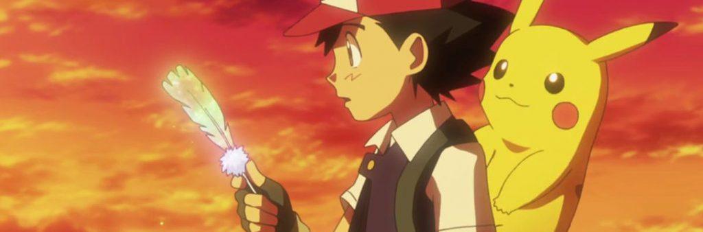 Sacha et Pikatchu dans Pokémon I Choose You