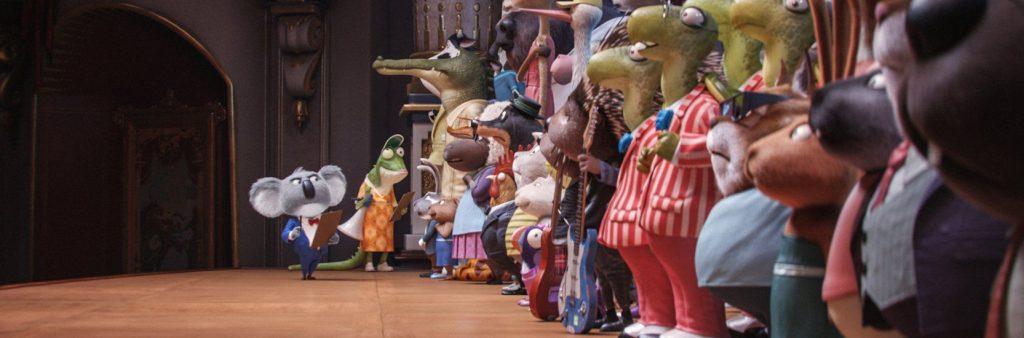 Audition dans Tous en scène