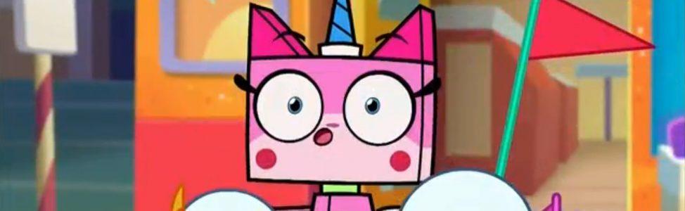 Unikitty la chat-licorne LEGO aura sa série !