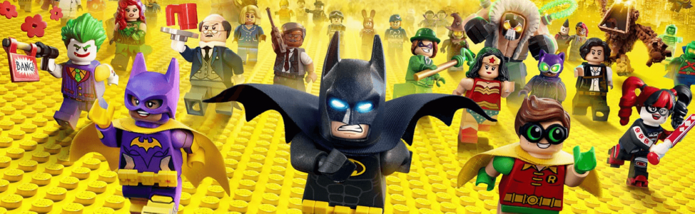 Première bande-annonce pour «The Lego Batman Movie» !