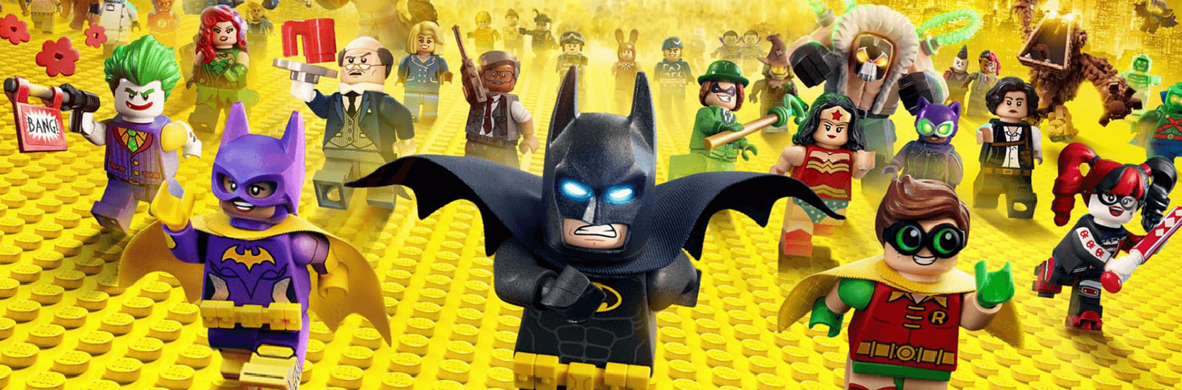 Critique – Lego Batman, le film