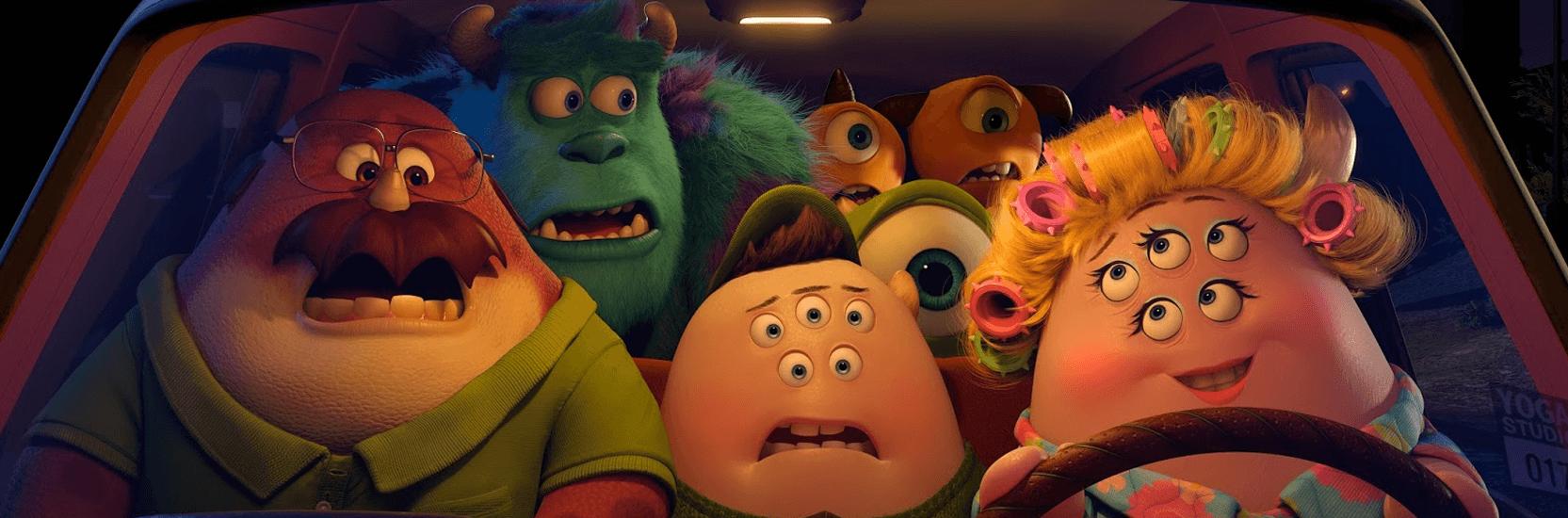 Critique : Monstres Academy