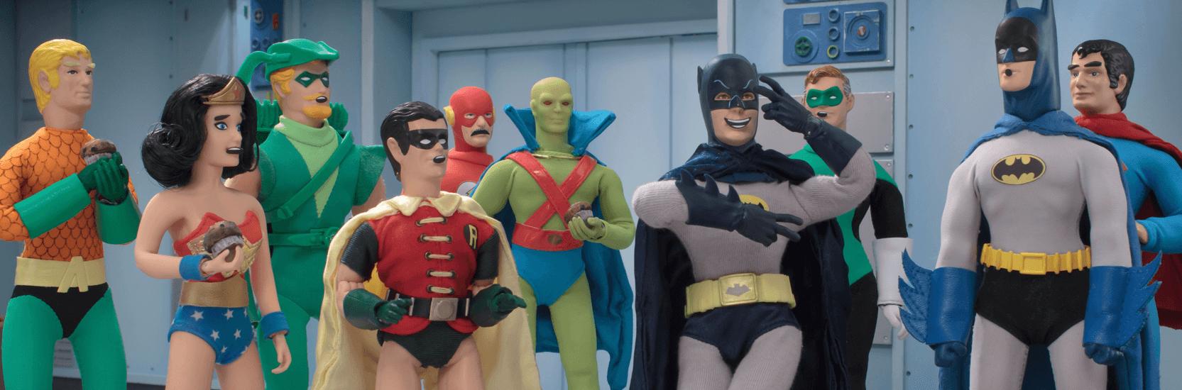 Interview – «Kevin Feige est clairement un modèle» Marge Dean et Matthew Senreich du Stoopid Buddy Studios