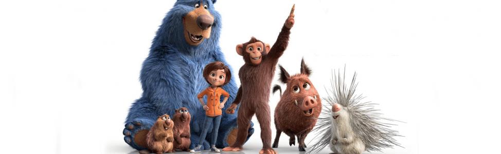 Focus Studio – Paramount Animation débarque à Annecy avec «Le Parc des Merveilles» !