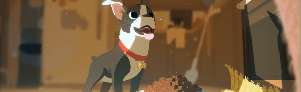 Court métrage – Feast, la surprise gastronomique petit format de Disney !