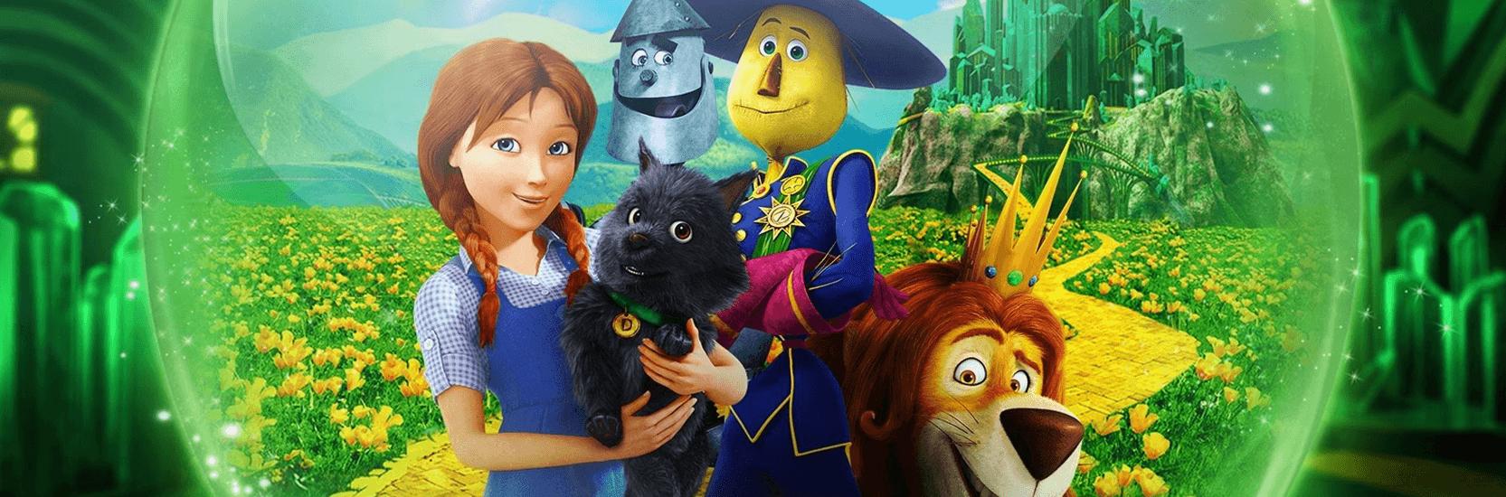 Dorothy of Oz : premier teaser !