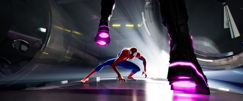 Spidey et Prowler dans Spider-Man : New Generation