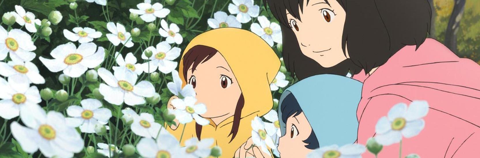 Critique – Les Enfants Loups, Ame et Yuki