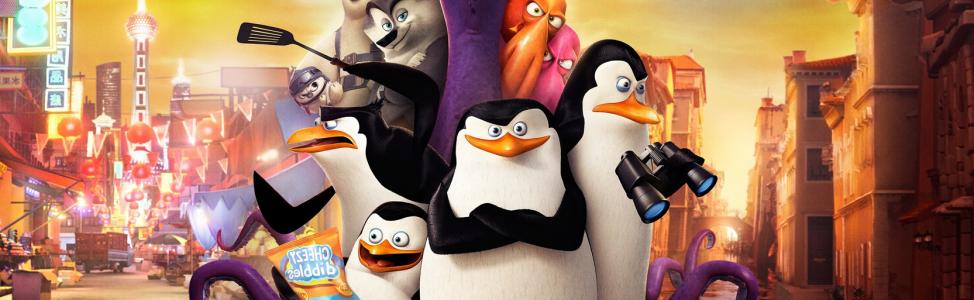 Critique croisée – Les Pingouins de Madagascar