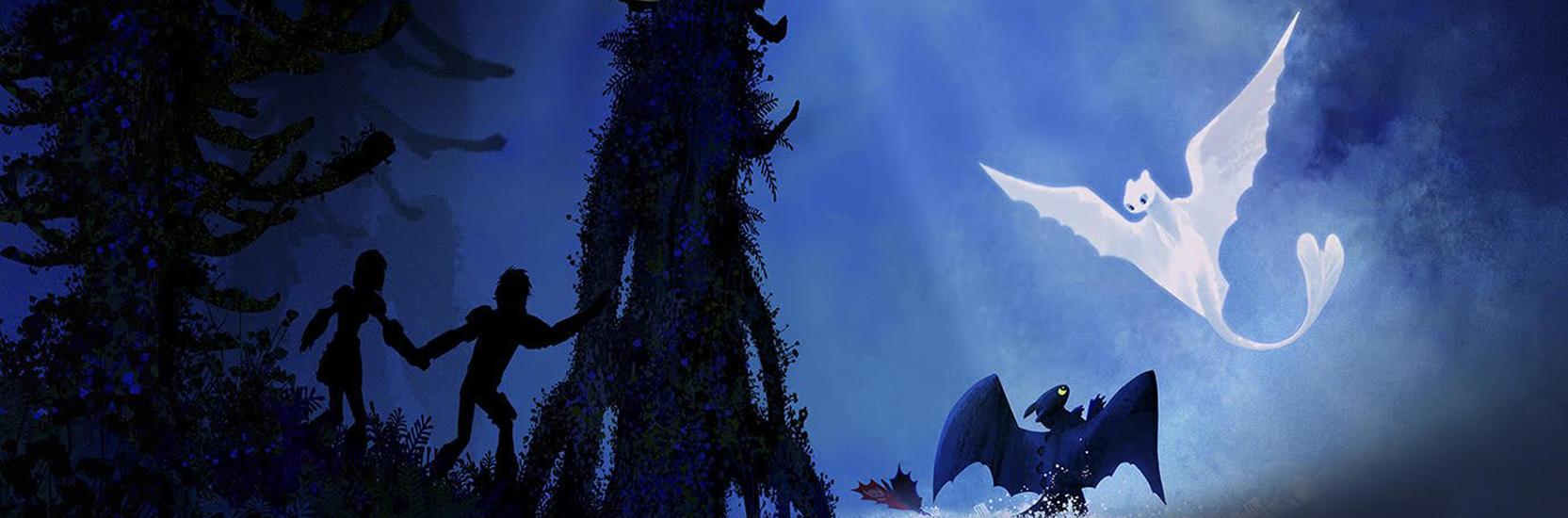 Immersion dans les coulisses de la trilogie Dragons, la nouvelle expo du musée Art Ludique