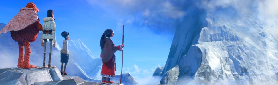 Laika chasse sur les terres d'Aardman avec «Monsieur Link» !