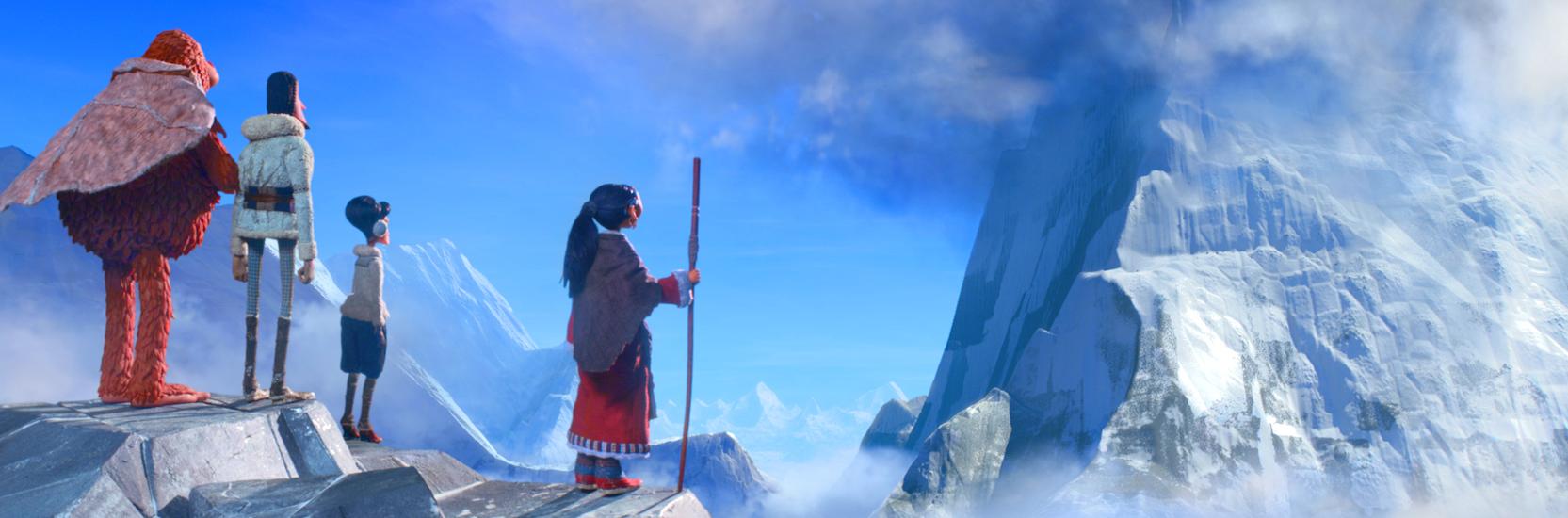 """Laika chasse sur les terres d'Aardman avec """"Monsieur Link"""" !"""