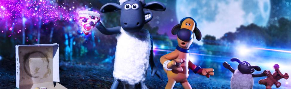 Une première bande-annonce fantastique pour «Shaun Le Mouton Le Film : La Ferme Contre-Attaque» !