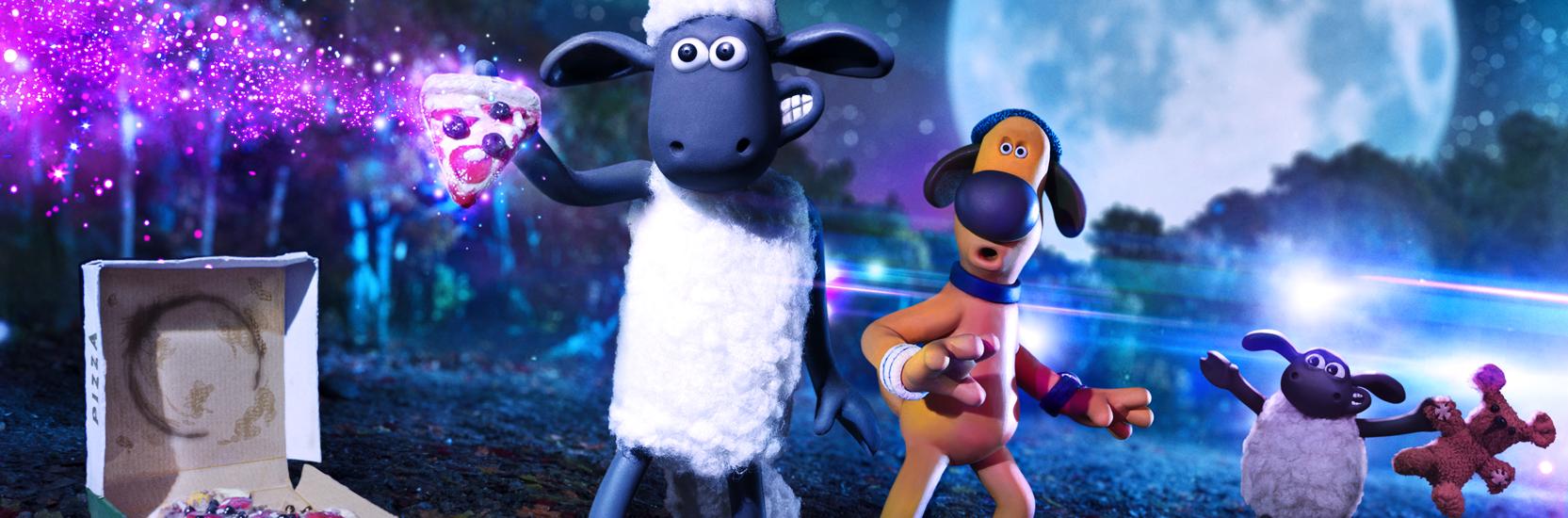 """Une première bande-annonce fantastique pour """"Shaun Le Mouton Le Film : La Ferme Contre-Attaque"""" !"""