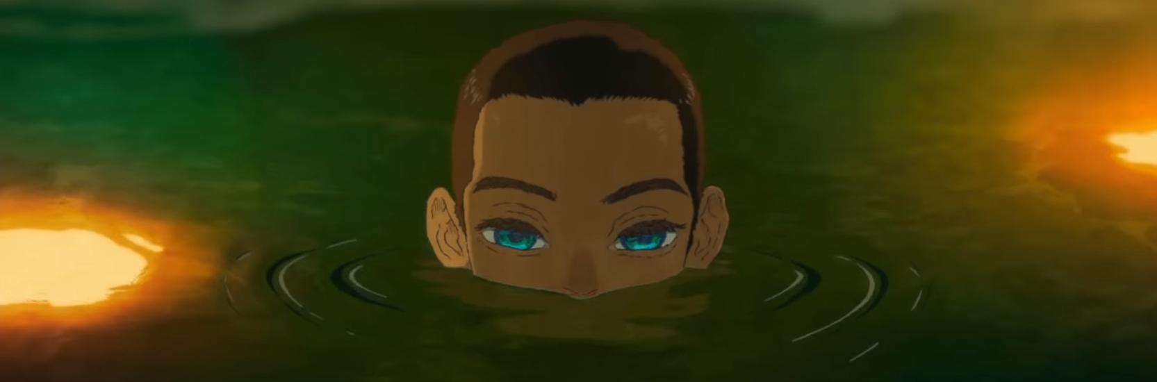 """De nouvelles images pour """"Les enfants de la mer"""" !"""
