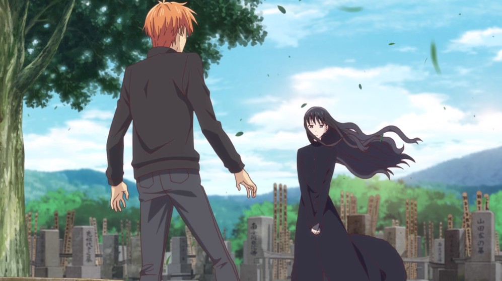 Fruits Basket ep14