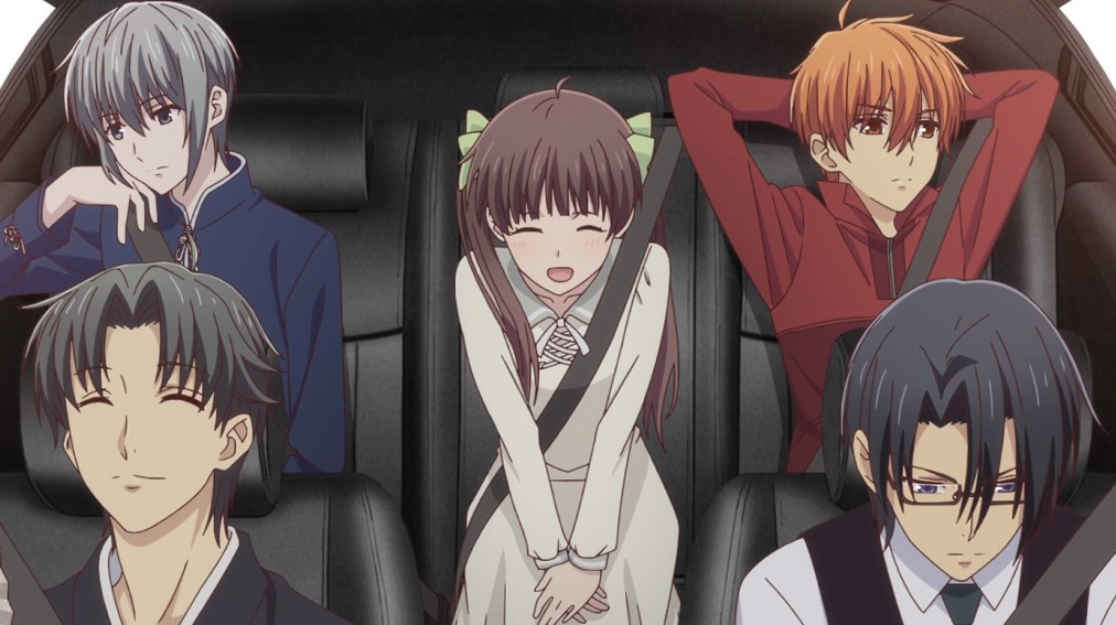 Fruits Basket ep15