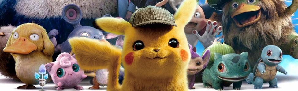 Critique – Pokémon Détective Pikachu, Roger Rabbit's cousin