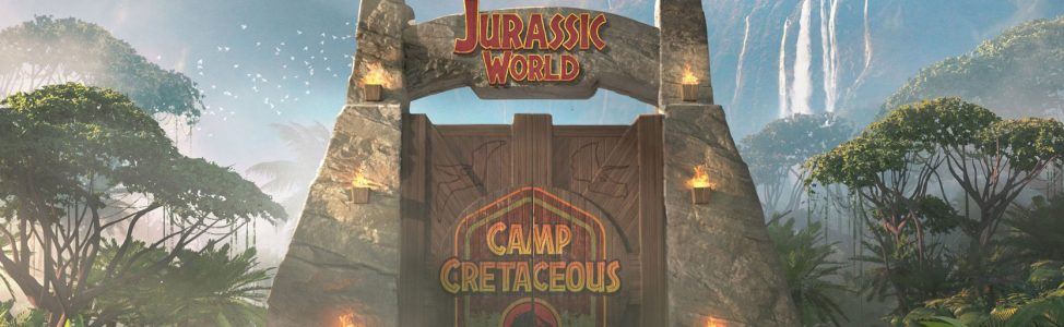 Jurassic World : Camp Cretaceous, les dinosaures vont envahir Netflix !