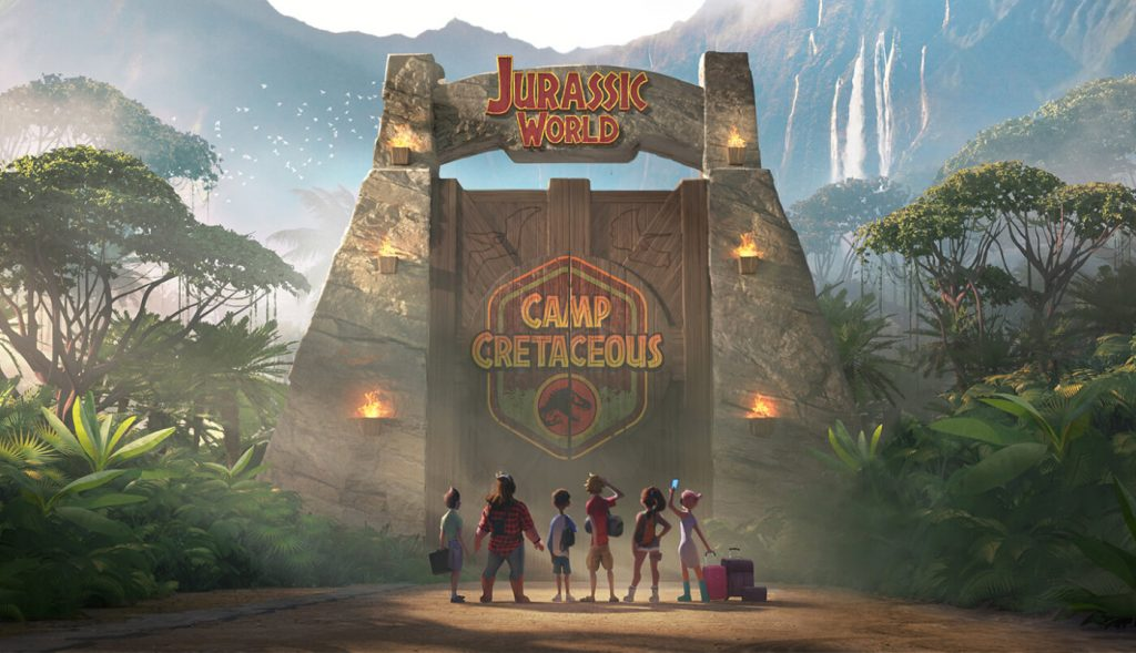 Jurassic World : Camp Cretaceous
