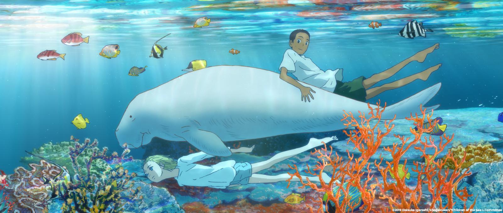 Critique – Les enfants de la mer, à la recherche de la mémoire de l'univers
