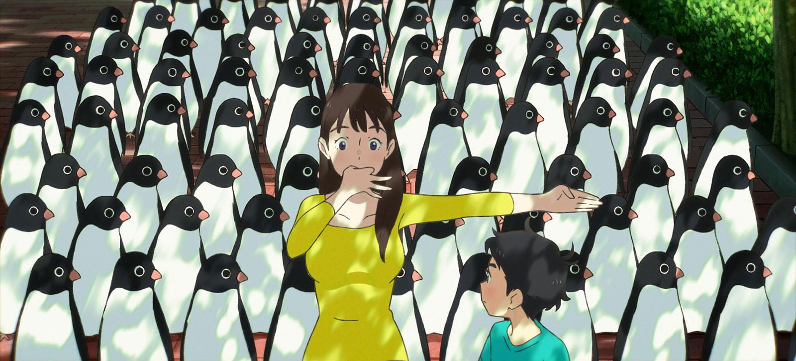 mystère des pingouins