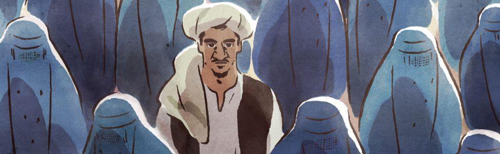Critique – Les Hirondelles de Kaboul, ode à l'amour et l'espoir