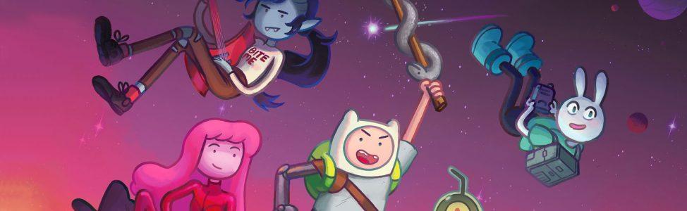 Finn et Jake sont de retour avec «Adventure Time : Distant Lands» !