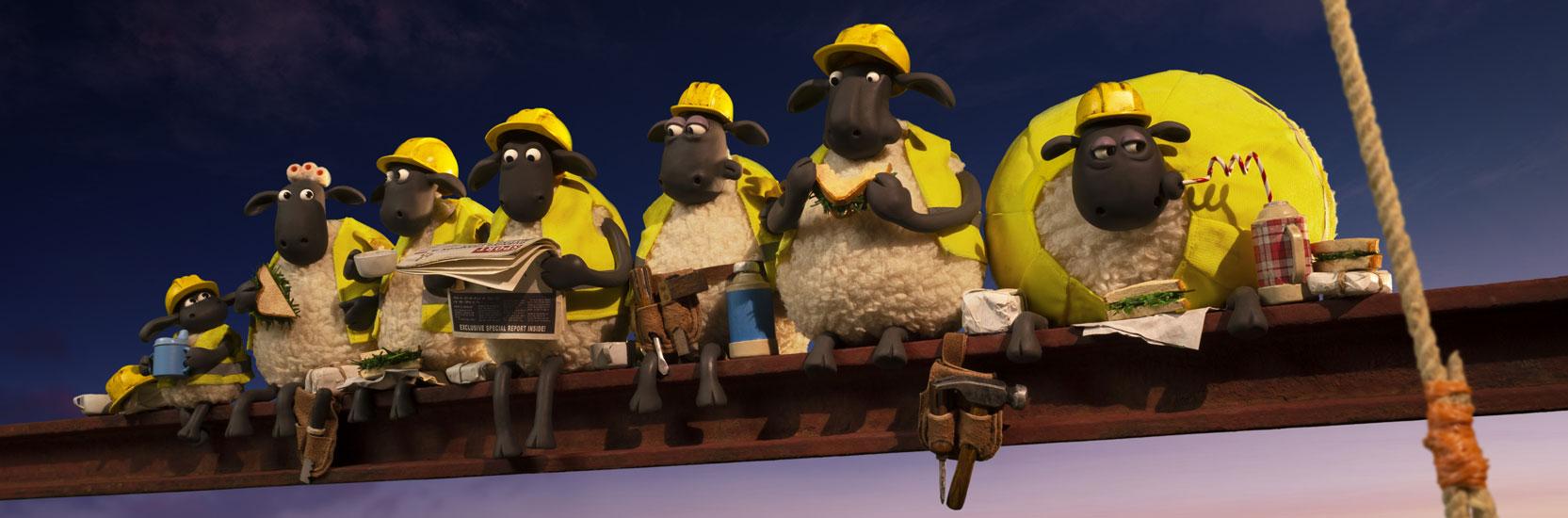 Critique – Shaun le mouton, le film : la ferme contre-attaque