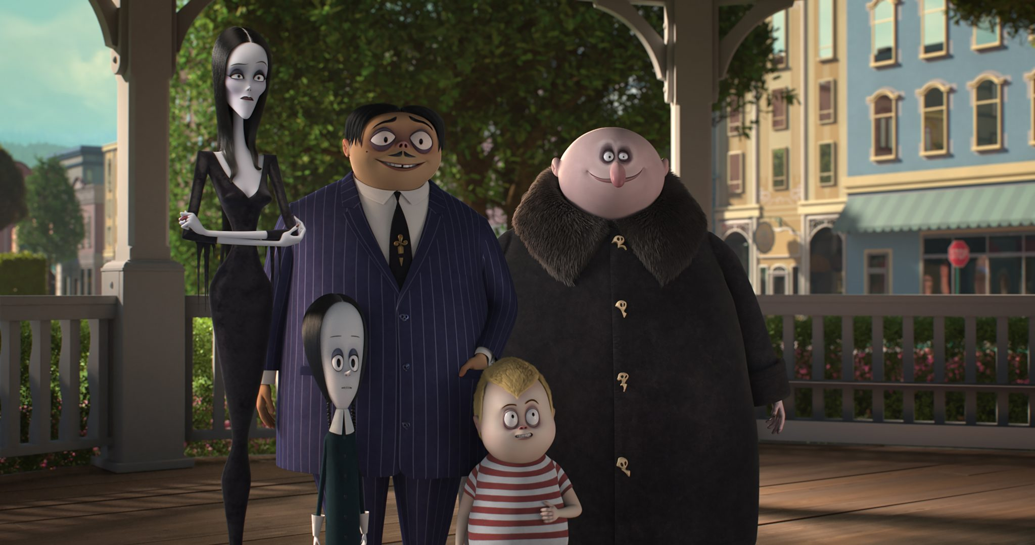 La famille Addams - Credit: Metro Goldwyn Mayer Pictures © 2019 Metro-Goldwyn-Mayer Pictures Inc. All Rights Reserved.