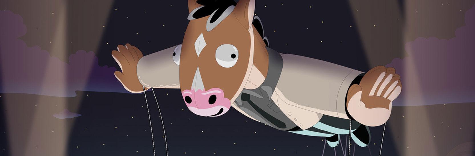 C'est le moment où jamaisde vous lancer dans «BoJack Horseman»!