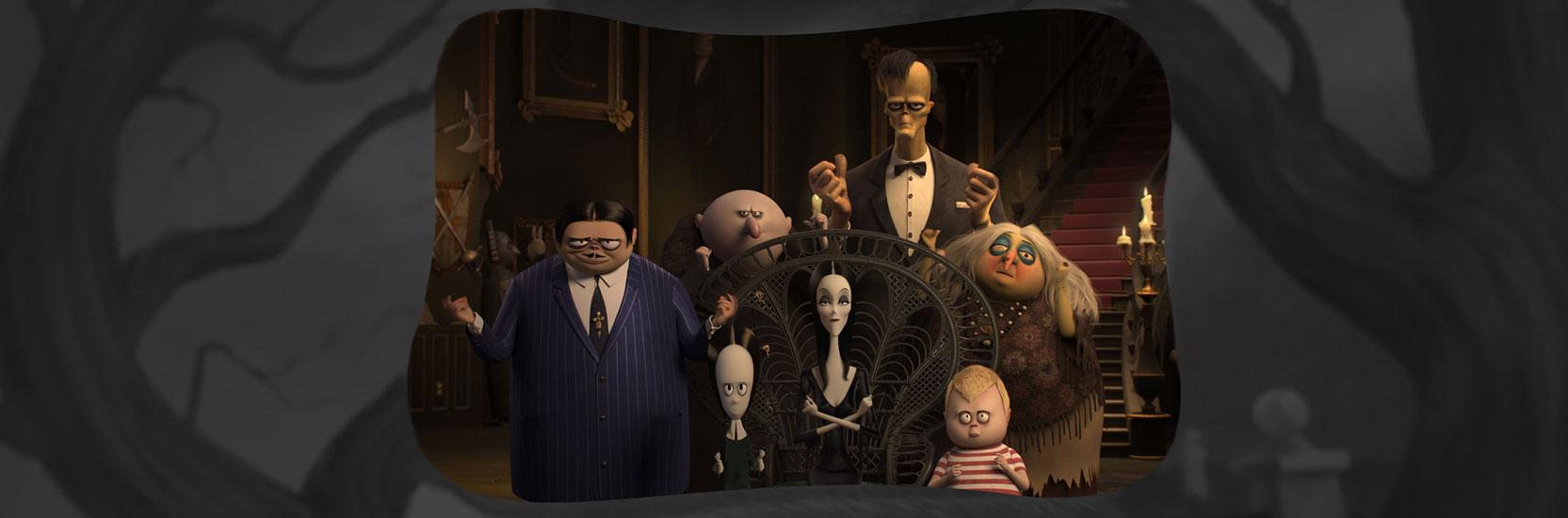 Critique – La Famille Addams, immortellement moderne ?