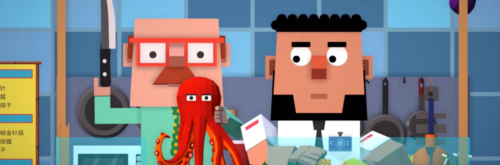 «Globozone», la web série de Gangpol & Mit, est disponible sur Arte !