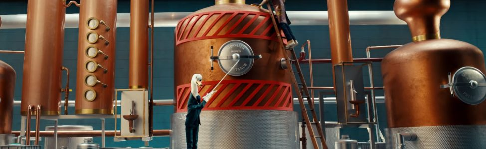 """We Make Gin Not Compromises"" : Une excellente pub en stop motion réalisée par Jeff Low"