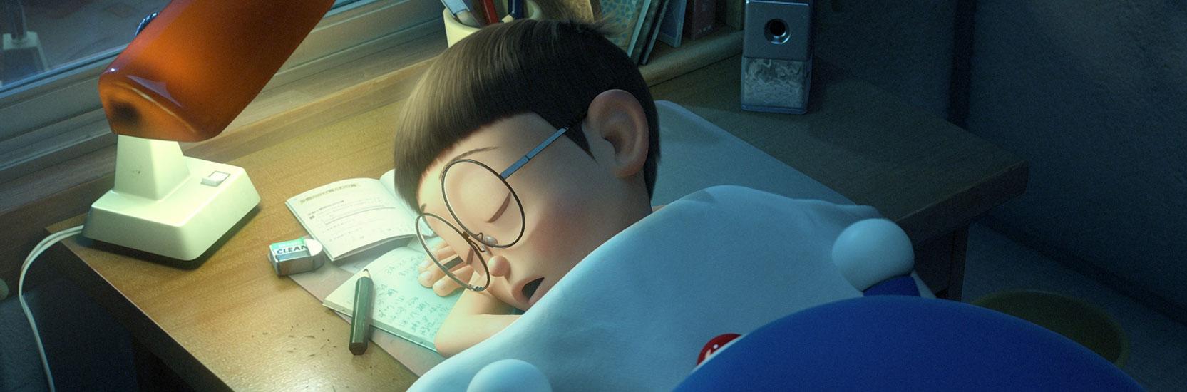 "Interview – Michihiko Umezawa pour ""Stand by Me Doraemon"""