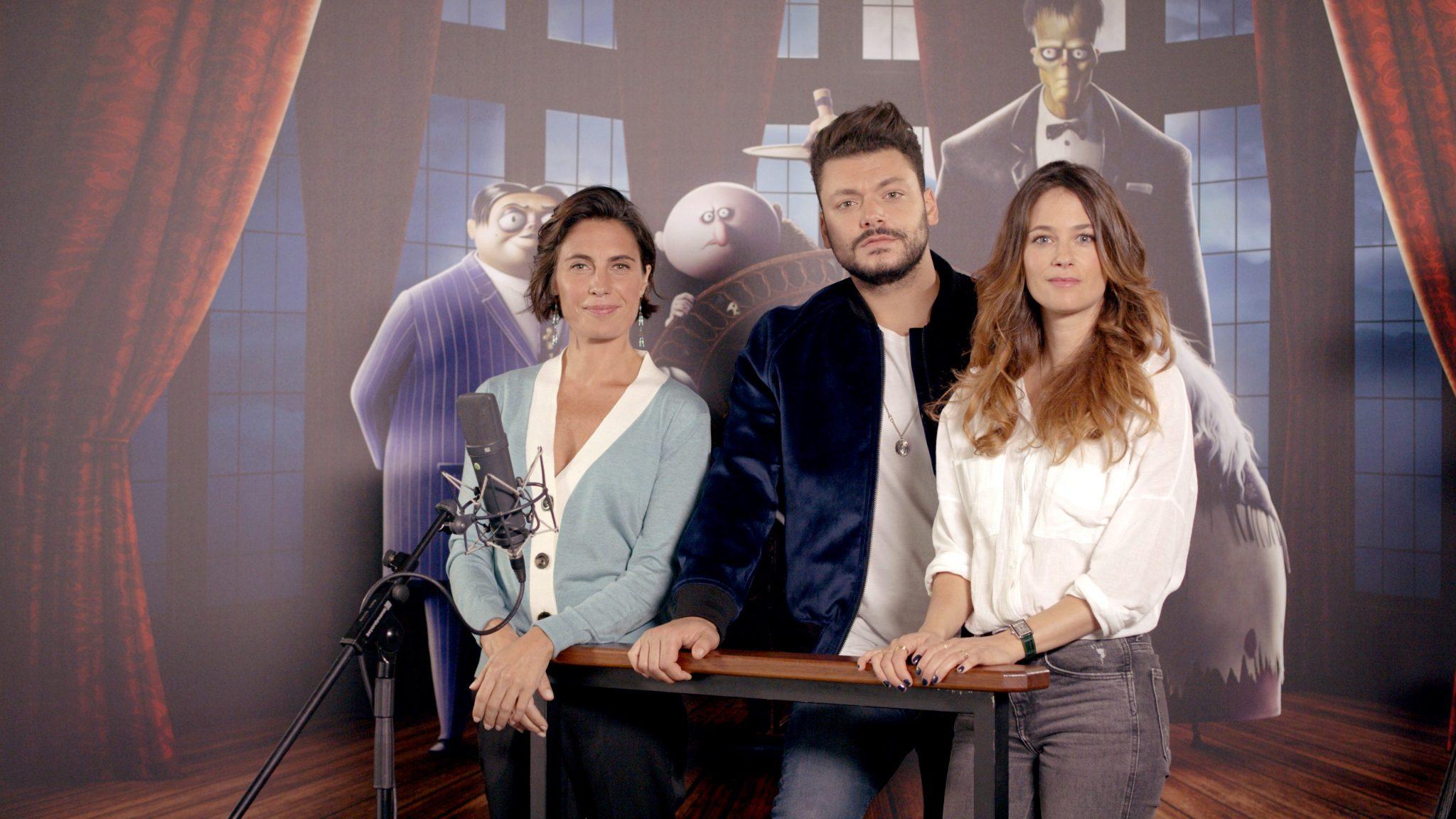 Le casting français de La Famille Addams