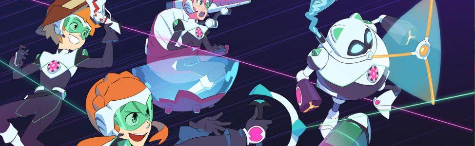 Cartoon 360 jour 3 – Lasers infinis, un barbu bleu, un chien et des dagues…