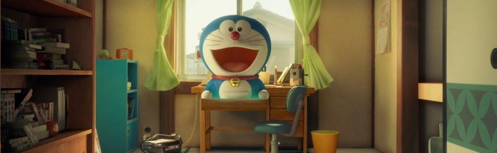 """""""Stand by me Doraemon 2"""" : le chat-robot est de retour en 3D pour 2020"""