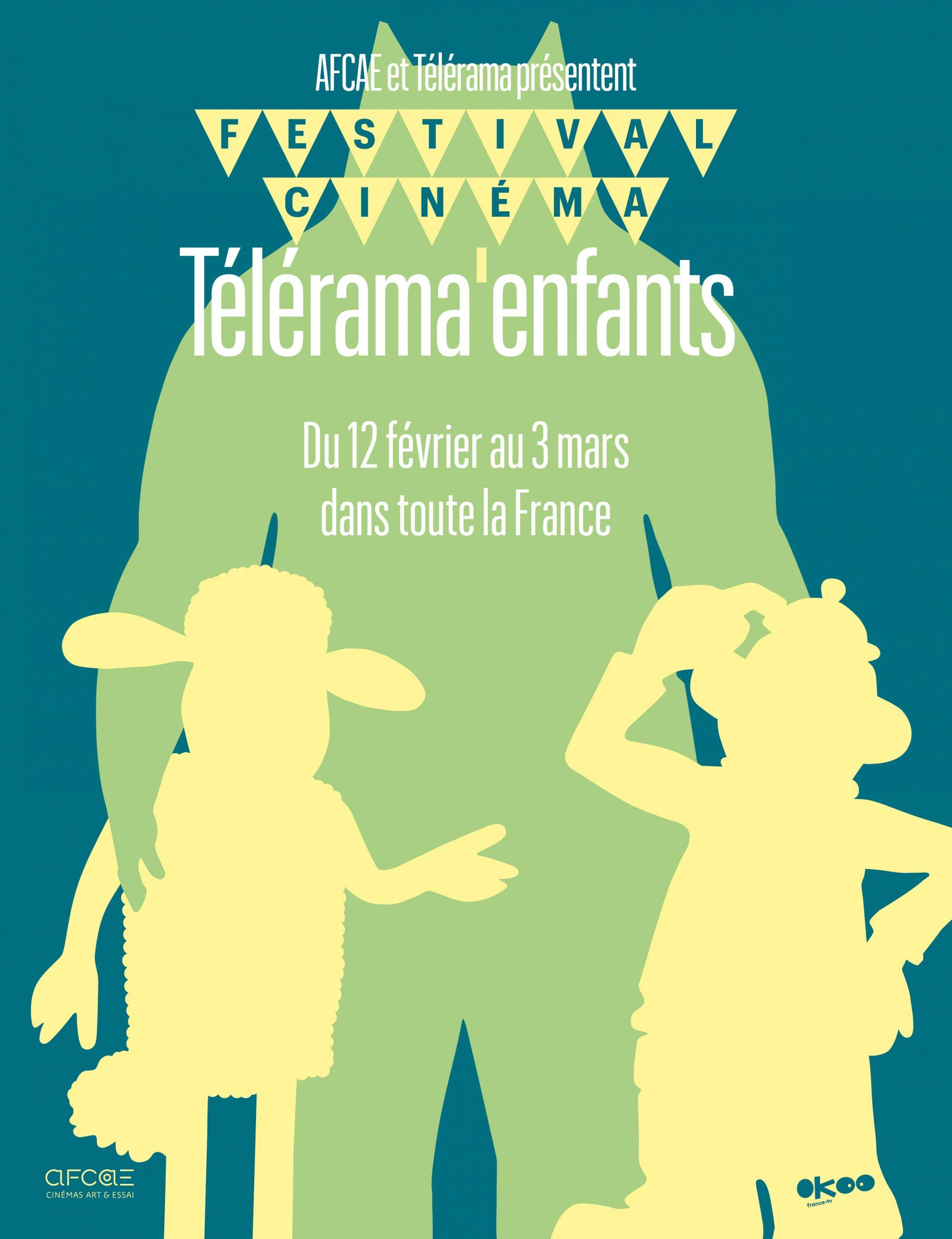 Festival Cinéma Télérama Enfants 2020